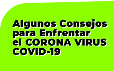 Precauciones para el COVID-19
